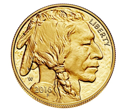 2016 American Buffalo One Ounce Gold Proof Coin Mint